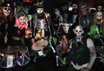 Deatbeats Day of the Dead